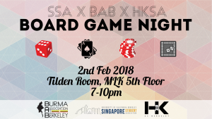 Games Night Poster